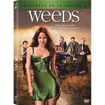 WeedsCoffret intégral de la Saison 6
