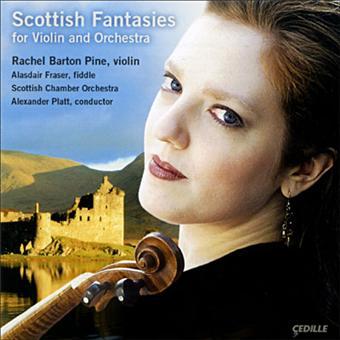 Scottish fantasies for vi