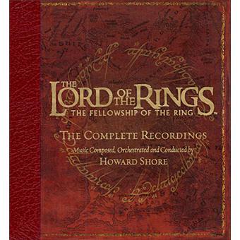 dégagement les plus récents vente moins chère Le seigneur des anneaux - Lord of the rings - The complete recordings