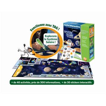 Carte Mon Lecteur Leap//Tag Leapfrog Mappemonde Interactive 80885 stylo lecteur Tag non inclus Jeu Educatif