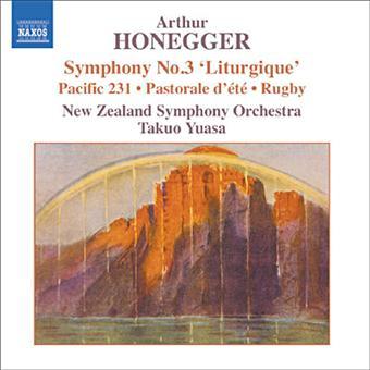 Symphony no.3/pacific 231