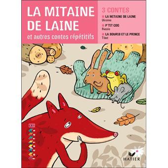 Facettes Bibliothèque CE1 - La mitaine de laine et autres contes répétitifs - Album