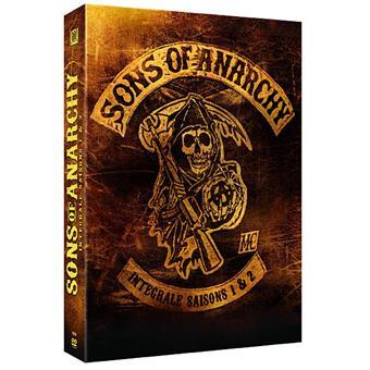 Sons of AnarchySons of Anarchy - Coffret intégral des Saison 1 et 2