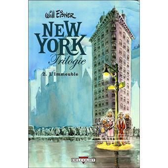New-York TrilogieNew York Trilogie T02 L'immeuble