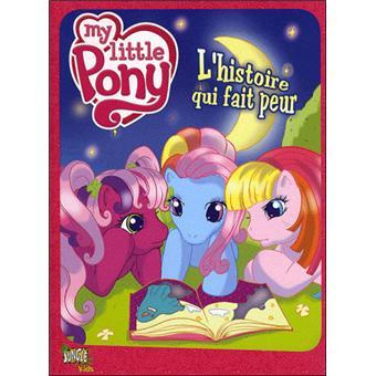 Mon Petit Poney Tome 2 Cherilee Et Le Livre Qui Fait Peur
