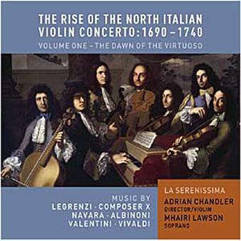 Rise Of North Italian Vol.1