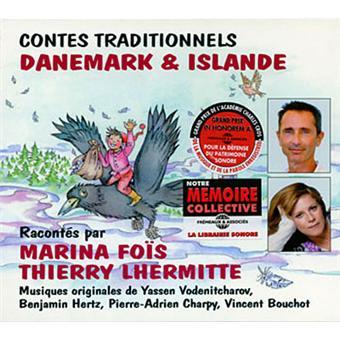Contes traditionnels du Danemark et d'Islande