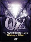 """Oz""Coffret intégral de la Saison 4 - DVD Zone 1"