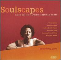 Soulscapes piano music by african american women