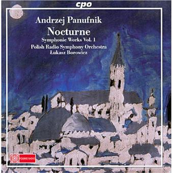 Symphonic Works, Vol.1: Tragic Overture/Nocturne