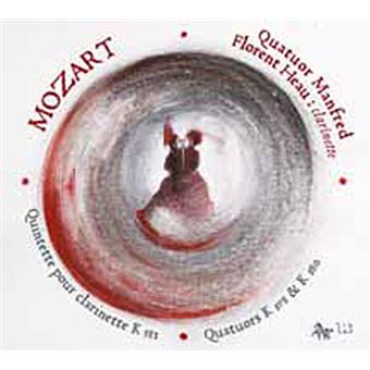 Mozart,Wolfgang Amadeus: CLARINET QUINTET KV 581