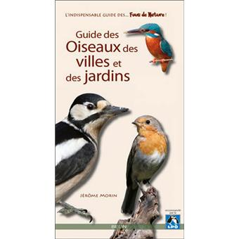 encyclopedie oiseaux jardin