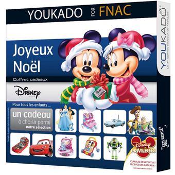 Youkado coffret joyeux noel disney premium autre jeu - Joyeux noel disney ...