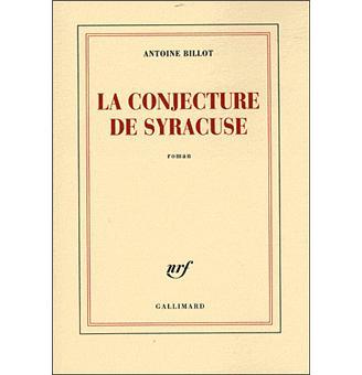 La conjecture de Syracuse roman