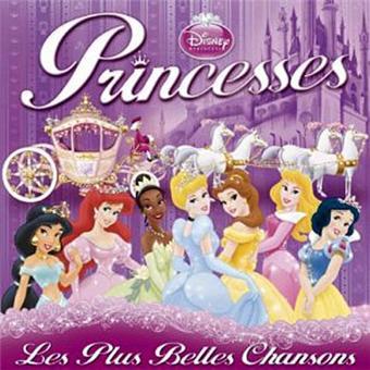 Disney princesses - Les plus belles chansons
