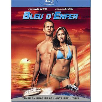 Bleu d'enfer - Edition Blu-Ray
