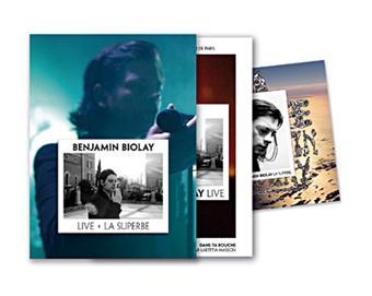 La superbe - Inclus DVD bonus - Edition spéciale Victoires de la Musique