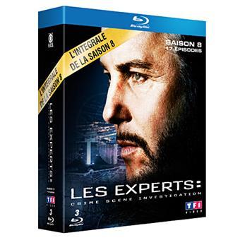 Les Experts Las VegasCoffret intégral de la Saison 8 - Blu-Ray