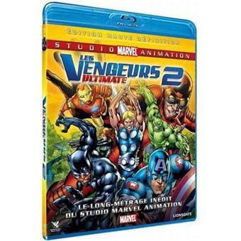 Les Vengeurs Ultimate 2 - Blu-Ray