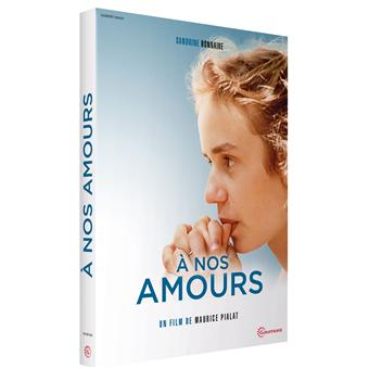 A nos amours DVD