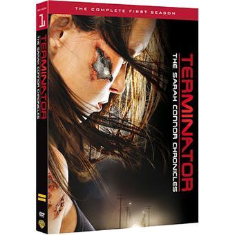Terminator : The Sarah Connor ChroniclesTerminator : The Sarah Connor Chronicles - Coffret intégral de la Saison 1