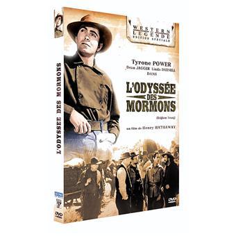 L'Odyssée des Mormons DVD