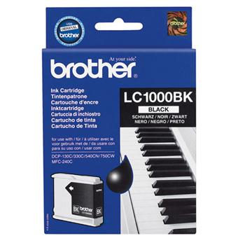 Cartouche Brother LC1000BK