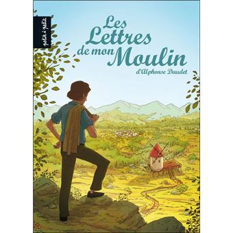 Les Lettres De Mon Moulin En Bd