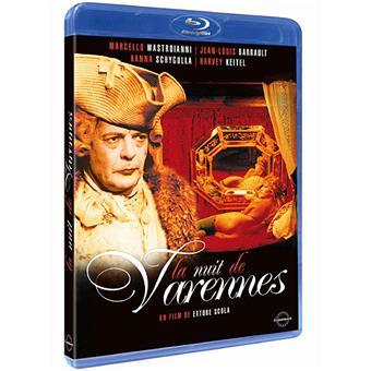 La nuit de Varennes Blu-ray