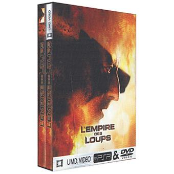 L'Empire des loups - Edition Bipack DVD + UMD