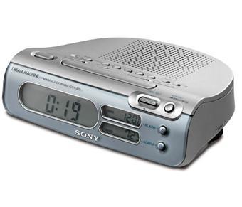 Radio Réveil SONY ICFC273LS GRIS