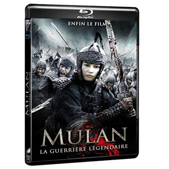 Mulan, la guerrière légendaire - Blu-Ray