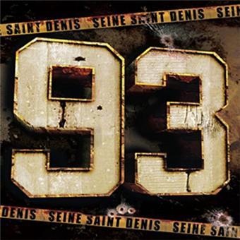 Departement 93 - Inclus DVD bonus - Rap Français - CD album - Achat & prix  | fnac
