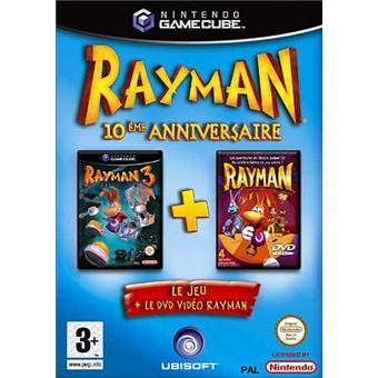 Rayman Anniversaire 10 Ans