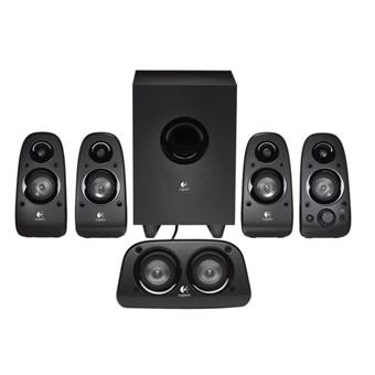 Logitech Z506 Surround Sound Speaker - Black