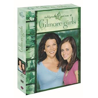 Gilmore GirlsCoffret intégral de la Saison 4