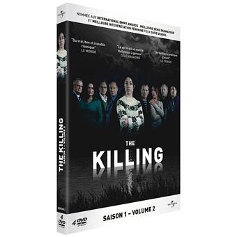 The KillingThe Killing - Coffret de la Saison 1 - Volume 2
