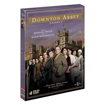 Downton AbbeyDownton Abbey Saison 2 Coffret DVD