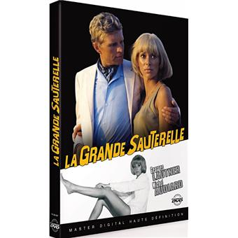 La grande sauterelle DVD