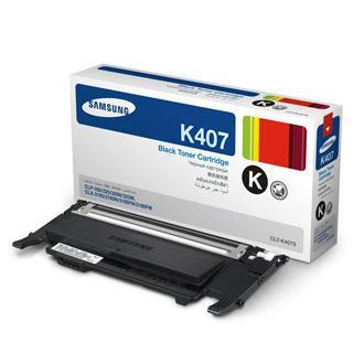 Samsung CLT-K4072S - zwart - origineel - tonercartridge