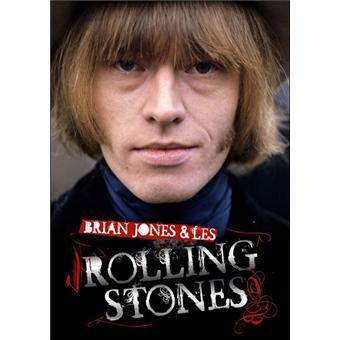 Brian Jones & les Rolling Stones avec 1 DVD - Jeremy Reed
