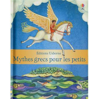 Mythes grecs pour les petits - édition miniature