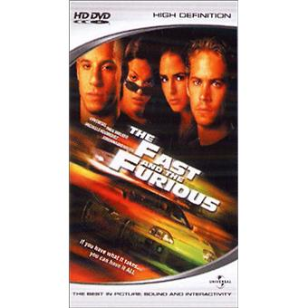 Fast and Furious - HD DVD