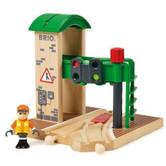 Brio Station de contrôle et d'aiguillage