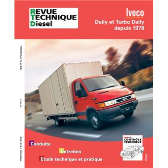 revue technique automobile 117 6 iveco daily et turbo. Black Bedroom Furniture Sets. Home Design Ideas