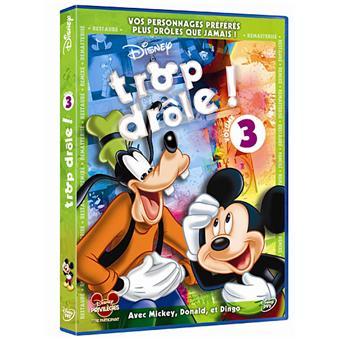 Volume 3 mickey donald et dingo dvd zone 2 achat - Donald et dingo ...