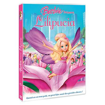 barbie pr sente lilipucia dvd zone 2 achat prix fnac