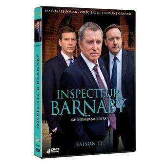 Inspecteur BarnabyInspecteur Barnaby - Coffret intégral de la Saison 13
