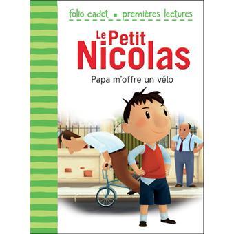 Le Petit NicolasPapa m'offre un vélo