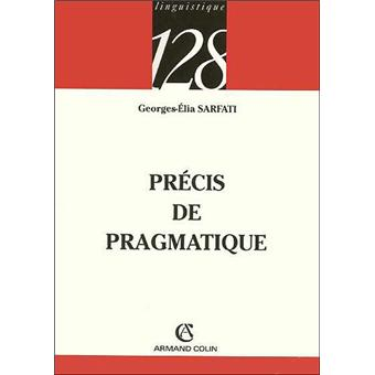 Pragmatique